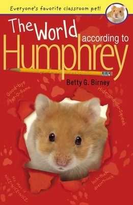 The World According to Humphrey - eBook  -     By: Betty G. Birney