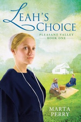 Leah's Choice: Pleasant Valley Book One - eBook  -     By: Marta Perry
