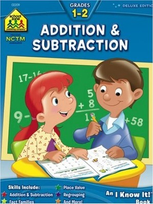 Addition & Subtraction, Grades 1-2   -