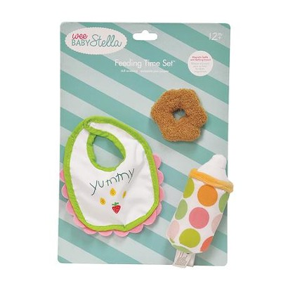 Wee Baby Stella, Feeding Set  -