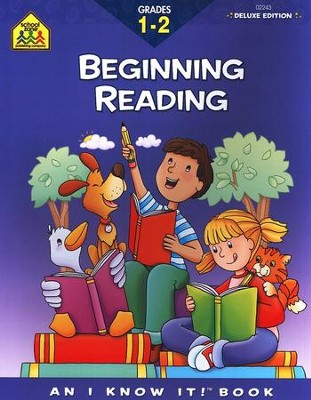School Zone Beginning Reading, Grades 1-2   -