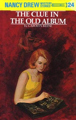 Nancy Drew 24: The Clue in the Old Album: The Clue in the Old Album - eBook  -     By: Carolyn Keene