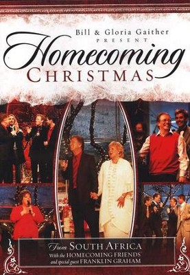 Homecoming Christmas, DVD   -     By: Bill Gaither, Gloria Gaither, Homecoming Friends
