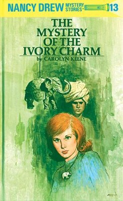 Nancy Drew 13: The Mystery of the Ivory Charm: The Mystery of the Ivory Charm - eBook  -     By: Carolyn Keene