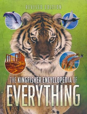The Kingfisher Encyclopedia of Everything  -     By: Sean Callery, Clive Gifford, Dr. Mike Goldsmith