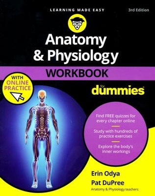 Anatomy and Physiology Workbook For Dummies, with Online Practice  -     By: Janet Rae-Dupree, Pat DuPree