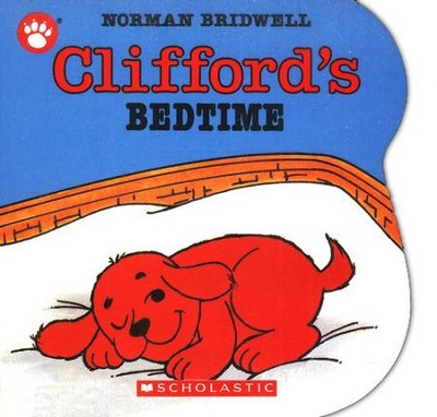 Clifford: Bedtime  -     By: Norman Bridwell     Illustrated By: Norman Bridwell