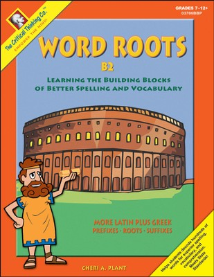 Word Roots Book, book 2   -     By: Cherie Blanchard