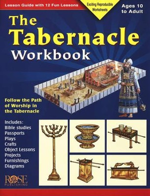 The Tabernacle Workbook: Follow the Path of Worship in the Tabernacle  -     By: Nancy Fisher