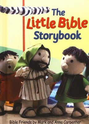 The Little Bible Story Book  -     By: Maggie Barfield, Mark Carpenter, Ann Carpenter