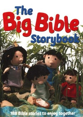 The Big Bible Storybook: 188 Bible Stories to Enjoy Together  -     By: Maggie Barfield     Illustrated By: Mark Carpenter