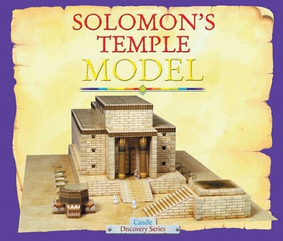 Solomon's Temple Model  -     By: Tim Dowley