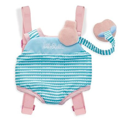 Wee Baby Stella, Travel Time Carrier Set  -
