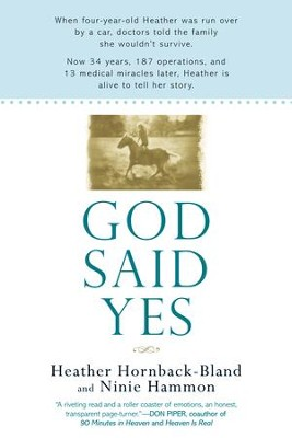 God Said Yes - eBook  -     By: Heather Hornback-Bland