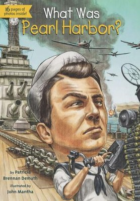 What Was Pearl Harbor? - eBook  -     By: Patricia Brennan Demuth, Tim Tomkinson