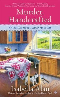 #5: Murder, Handcrafted  -     By: Isabella Alan