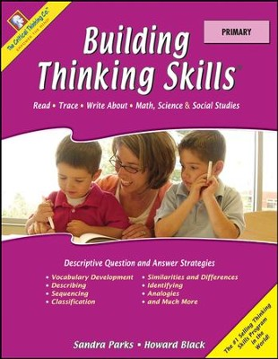 Building Critical Thinking Skills: Verbal Primary   -