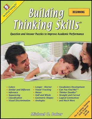 Building Thinking Skills Beginning   -