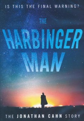 Harbinger Man: The Jonathan Cahn Story, DVD   -     By: Jonathan Cahn