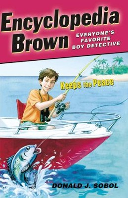 Encyclopedia Brown Keeps the Peace - eBook  -     By: Donald J. Sobol
