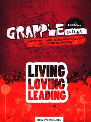 Grapple Jr. High: Living, Loving, Leading   -