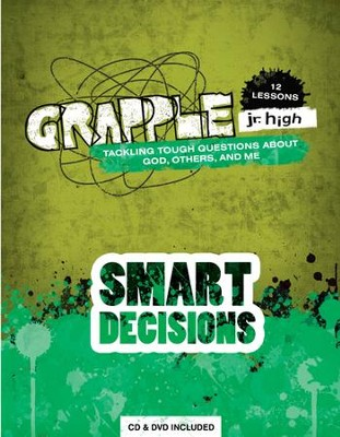 Grapple Jr. High: Smart Decisions  -