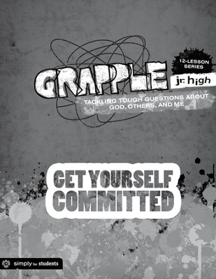 Grapple Jr. High: Get Yourself Committed  -