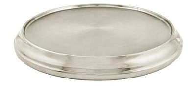 Chrome Communion Tray Base  -     By: Artistic Churchware