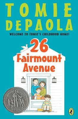 26 Fairmount Avenue - eBook  -     By: Tomie dePaola