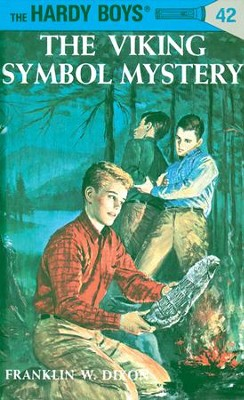 Hardy Boys 42: The Viking Symbol Mystery: The Viking Symbol Mystery - eBook  -     By: Franklin W. Dixon