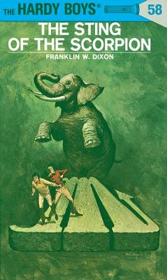 Hardy Boys 58: The Sting of the Scorpion: The Sting of the Scorpion - eBook  -     By: Franklin W. Dixon