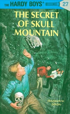 Hardy Boys 27: The Secret of Skull Mountain: The Secret of Skull Mountain - eBook  -     By: Franklin W. Dixon