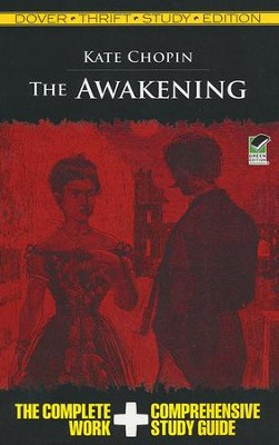 The Awakening, Thrift Study Edition   -     By: Kate Chopin
