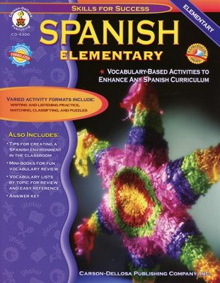 Spanish Elementary  -     By: Cynthia Downs