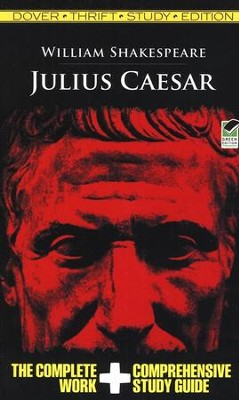 Julius Caesar Thrift Study Edition  -     By: William Shakespeare
