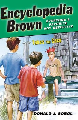 Encyclopedia Brown Takes the Case - eBook  -     By: Donald J. Sobol