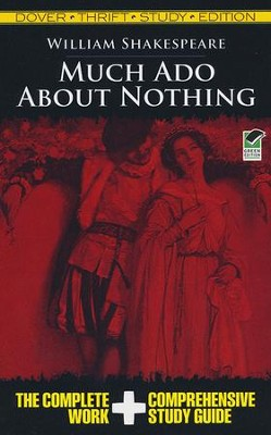 Much Ado About Nothing Thrift Study Edition  -     By: William Shakespeare