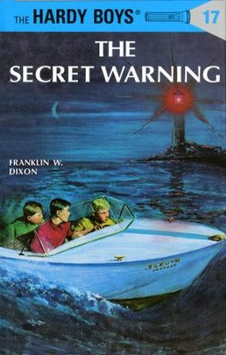Hardy Boys 17: The Secret Warning: The Secret Warning - eBook  -     By: Franklin W. Dixon