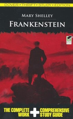 Frankenstein Thrift Study Edition  -     By: Mary Shelley