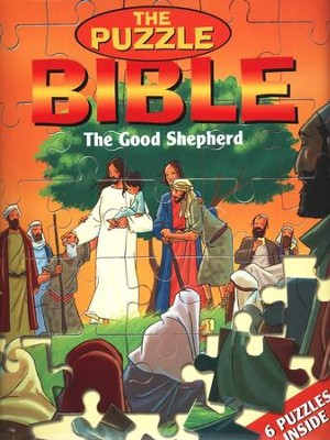 The Good Shepherd--The Puzzle Bible   -     By: Gustavo Mazali