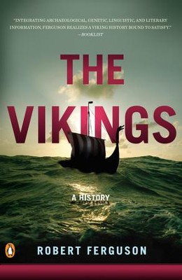 The Vikings: A History - eBook  -     By: Robert Ferguson