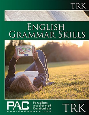PAC English Grammar Skills Teacher's Resource Kit   -
