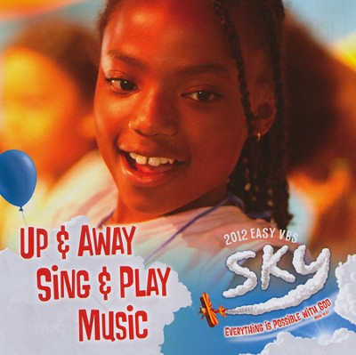 Up & Away Sing & Play Music CD - Slightly Imperfect  -