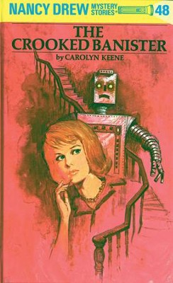 Nancy Drew 48: The Crooked Banister: The Crooked Banister - eBook  -     By: Carolyn Keene, Bill Dolwick