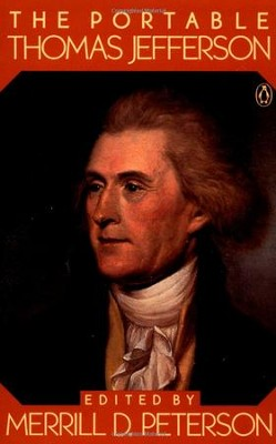 The Portable Thomas Jefferson - eBook  -     By: Thomas Jefferson, Merrill D. Peterson