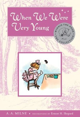 When We Were Very Young Deluxe Edition - eBook  -     By: A.A. Milne     Illustrated By: Ernest H. Shepard