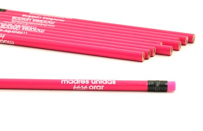 Moms in Prayer International Pencil, pack of 10 - Spanish   -     By: Jim Moore