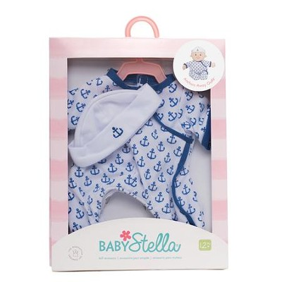 Baby Stella Anchors Away Outfit  -