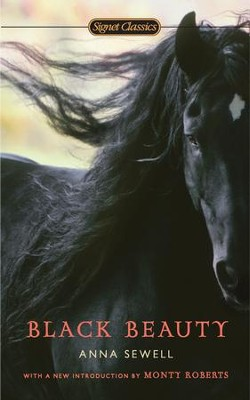 Black Beauty - eBook  -     By: Anna Sewell, Monty Roberts, Lucy Grealy