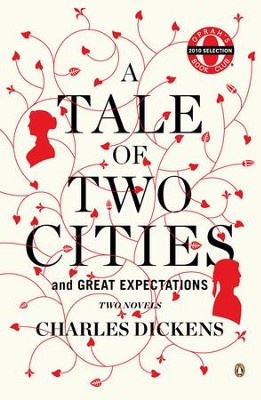 A Tale of Two Cities and Great Expectations (Oprah's Book Club): Two Novels - eBook  -     By: Charles Dickens